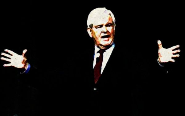 newt gingrich cry baby. 2011 Newt Gingrich was having