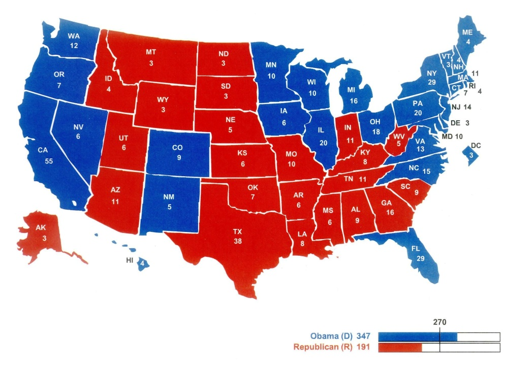 Latest 2012 Presidential Polls – 18 May 12 Edition (2/2)
