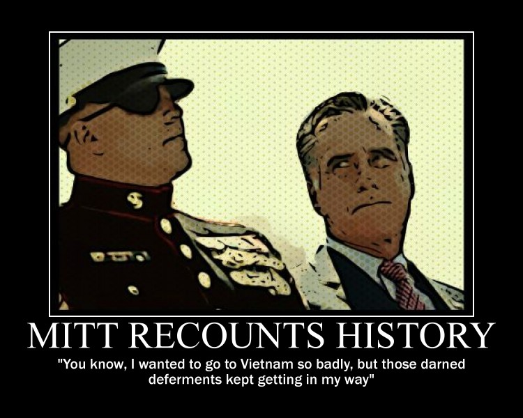 Romney is a hypocrit