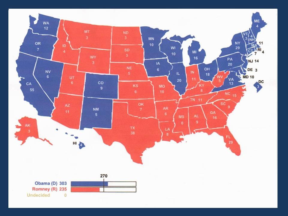 Latest 2012 Presidential Polls – 30 Oct 12 Edition (2/2)