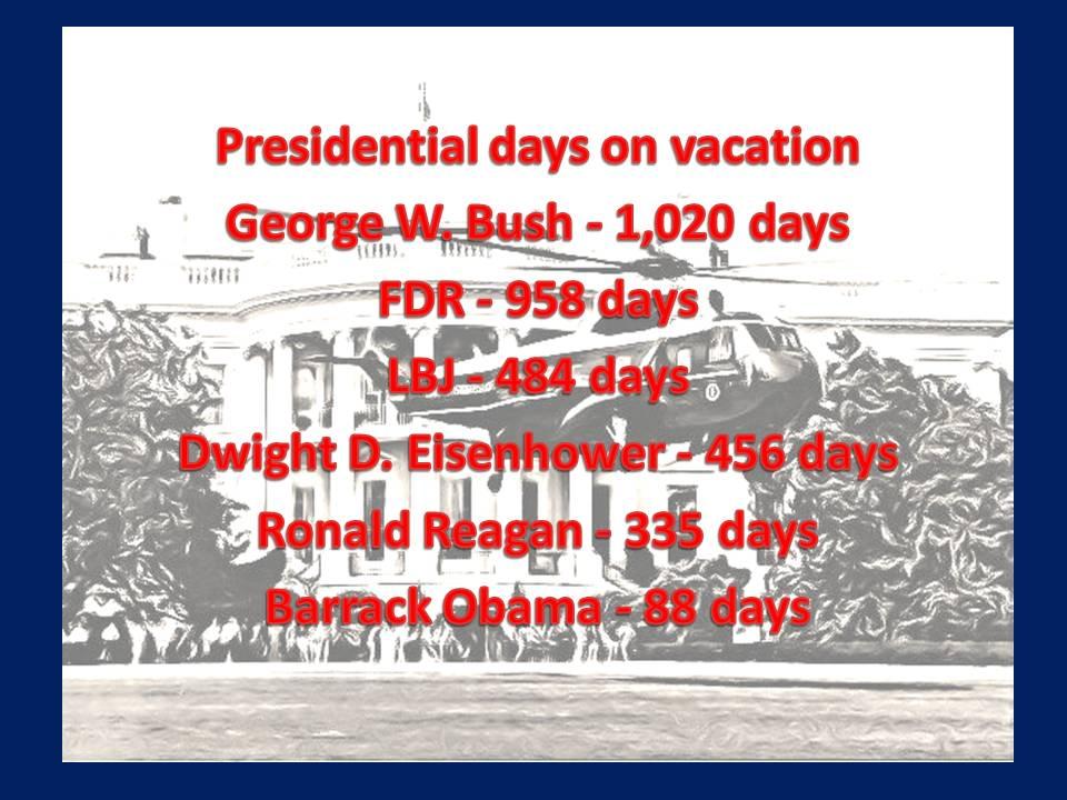 Parecido Macri y Bush: estaban de vacaciones cuando Katrina