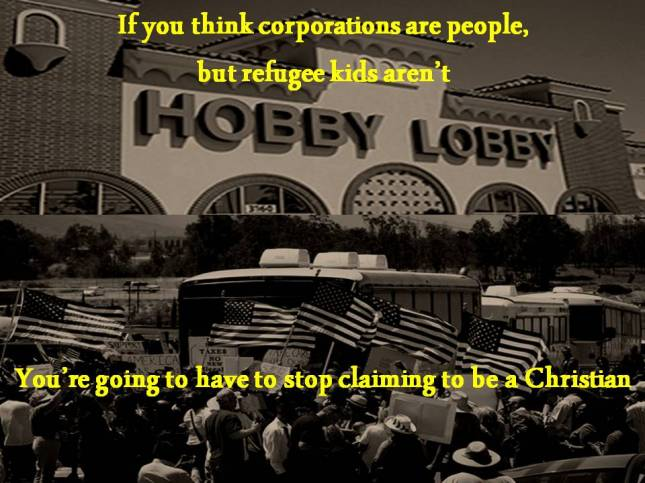 If you think corporations are people,