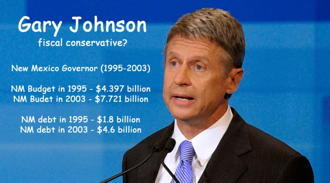 johnson fiscal conservative