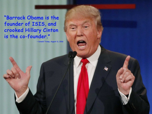 obama is the founder of isis